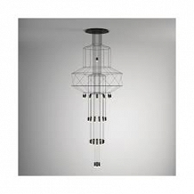 VIBIA WIREFLOW Chandelier 0375