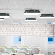 ZERO Umbrella ceiling